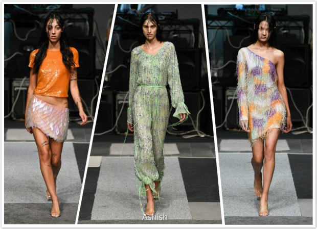 Ashish Fashion Clothing in Fashion Week