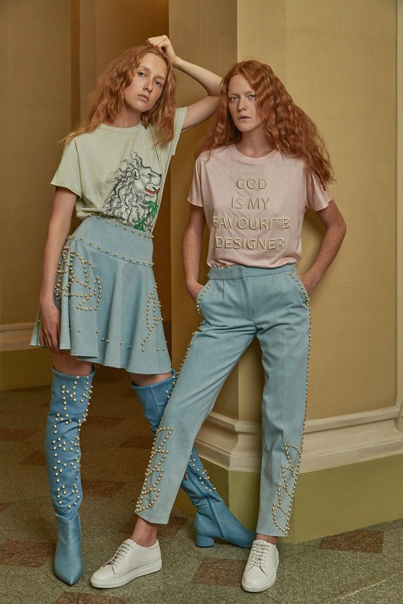 Alena Akhmadullina Fashion Style for Women