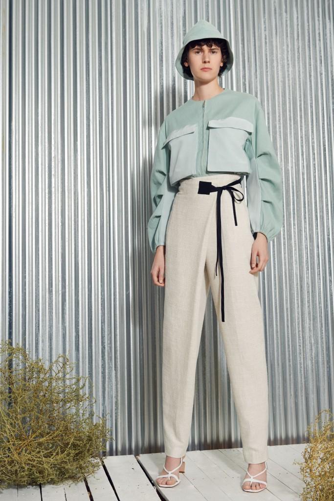 Rosetta Getty fashion clothing style for women