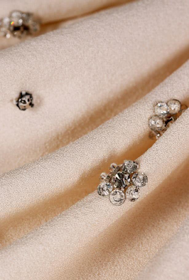 Princess Diana's dress details