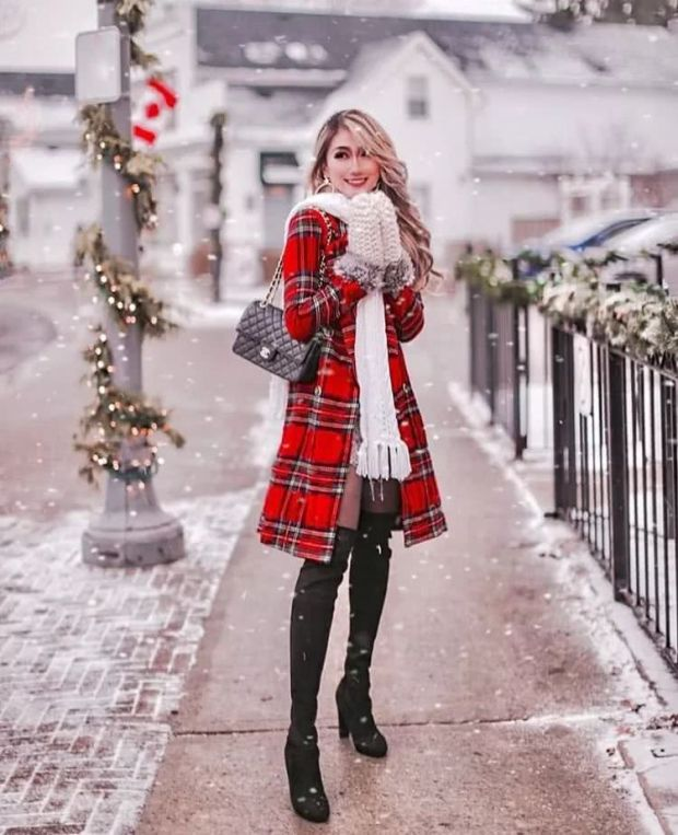 christmas women lookstyle