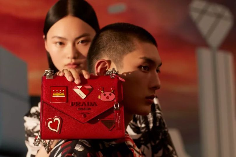 Prada's bag
