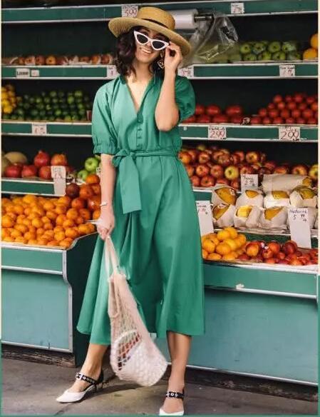 Fashion blogger Krystal Bick