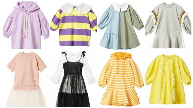 fashion kids dresses