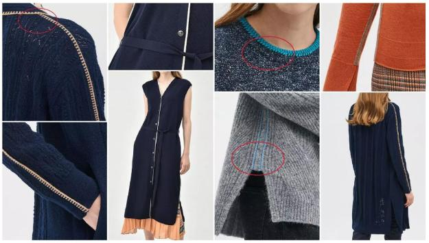 Subtle Line Fashion Styles