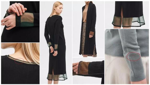 Transparent Silks Fashion Styles