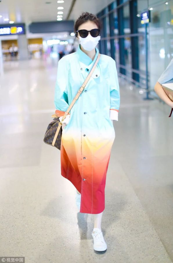 Fashion Tie Dyeing Style