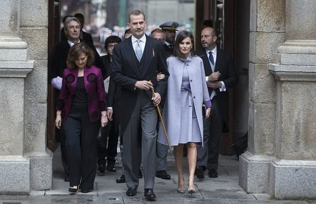 Letizia of Spain