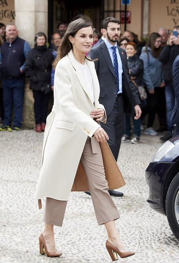 Queen of Spain Letizia