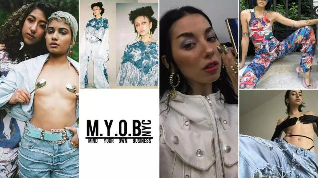 M.Y.O.B NYC's fashion style
