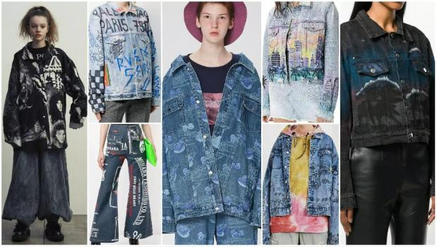 Street Prints Denim