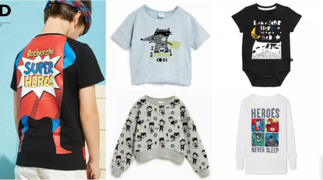 fashion trend children's style