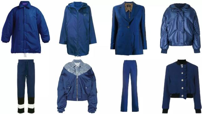 AW 2021 -- Space Blue Recommended Shapes
