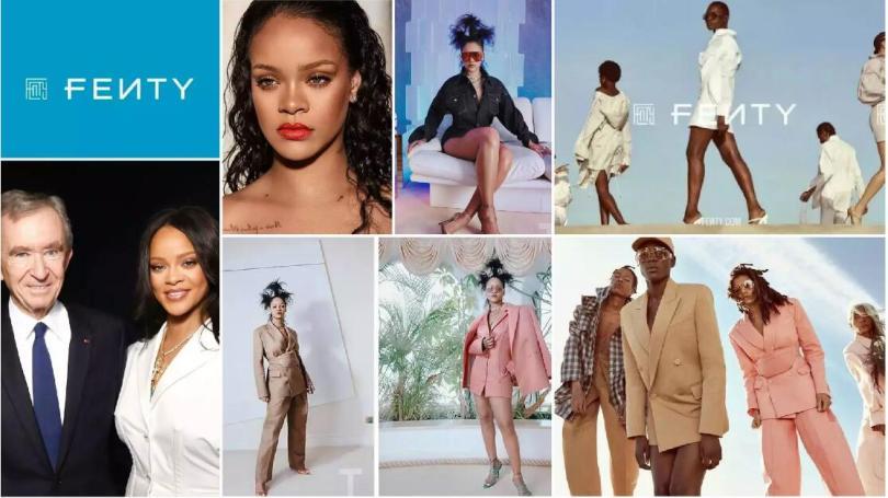 Rihanna's Personal Brand -- FENTY