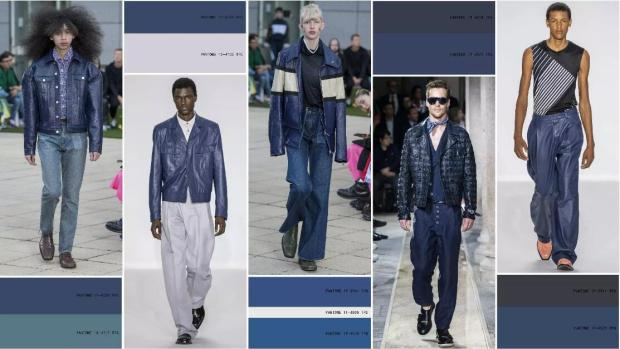 Architecture Blues fashion trend style