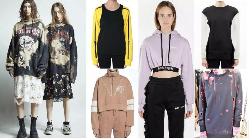 fashion trend sweatshirt