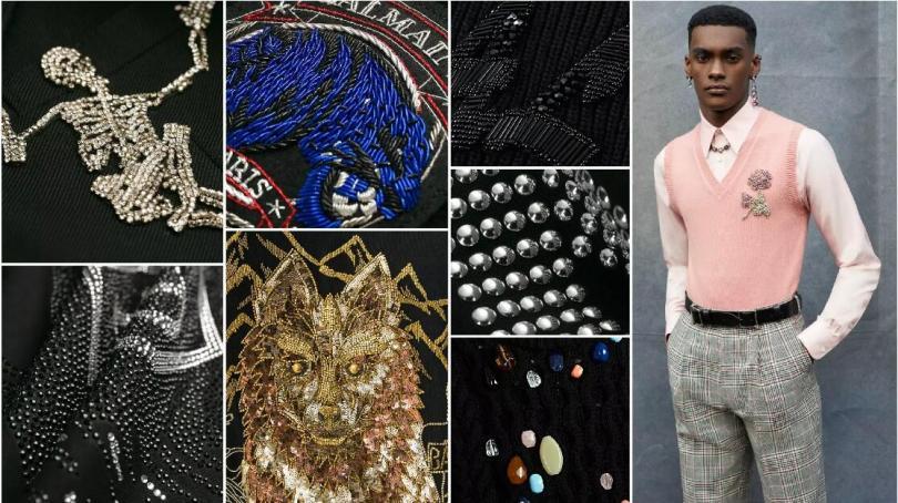 fashion men's pattern