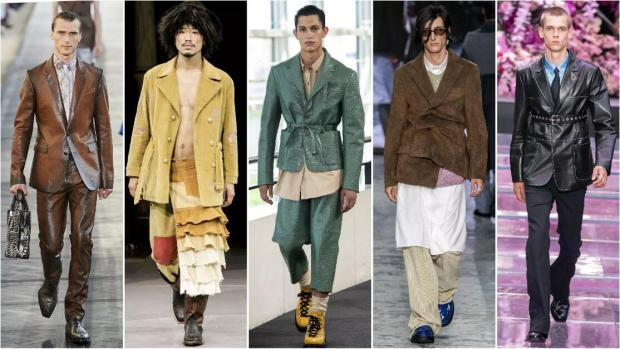 menswear fashion style