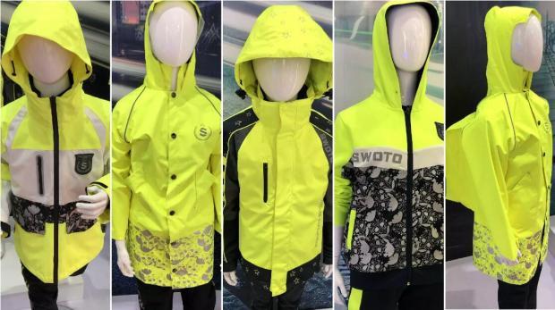 SWOTO -- School Outdoor Jackets