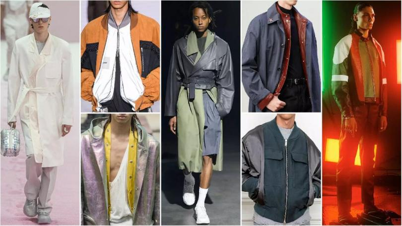The Mock-Layer fashion trend style
