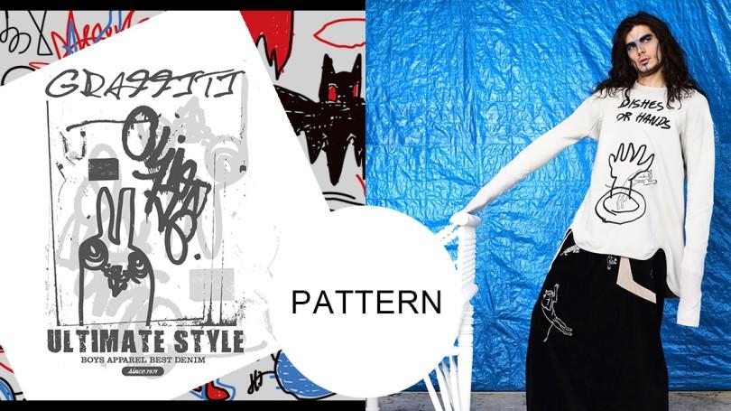 men's clothing pattern