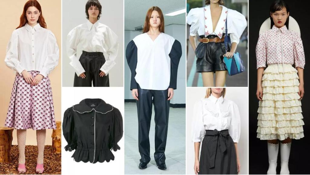 curve fashion shirt