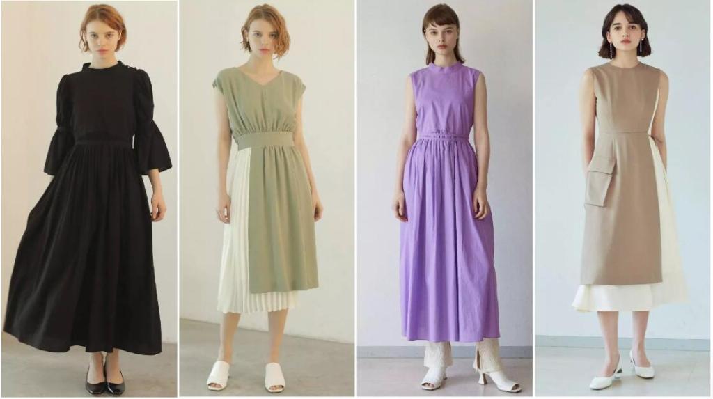 simple fashion dresses