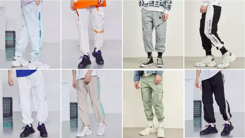 The Casual Cuffed Trouser