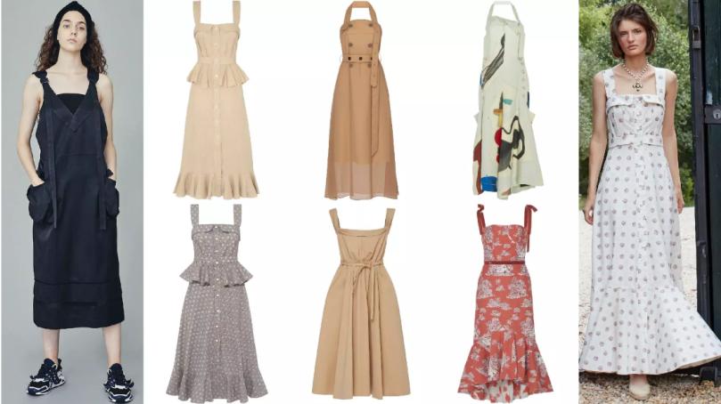 The Suspender Dress&The Slim Waisted Dress