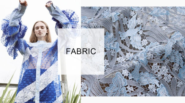 lace fabric fashion trend