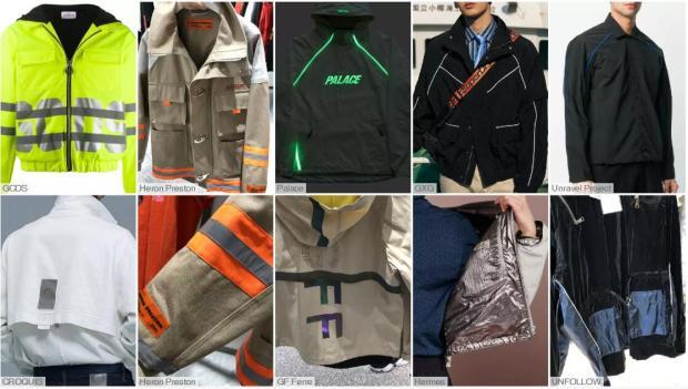 Details of jacket