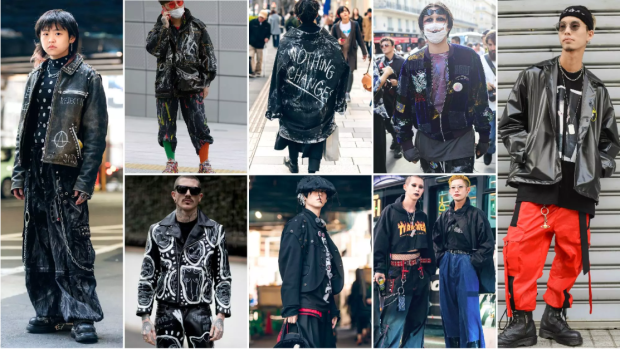 fashion menswear
