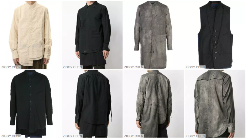 fashion ZIGGY CHEN