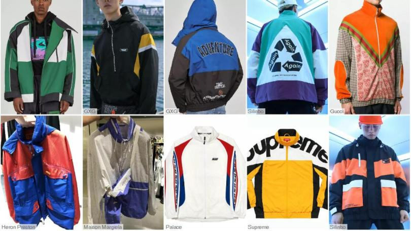The Color-Blocking Jacket