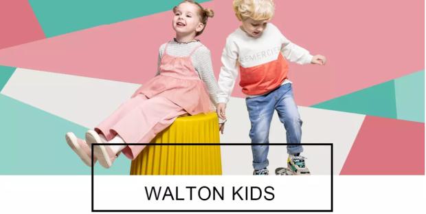 walton kids