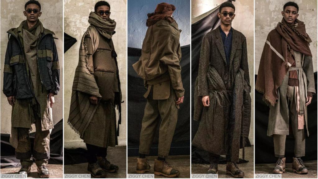 Ziggy Chen fashion style