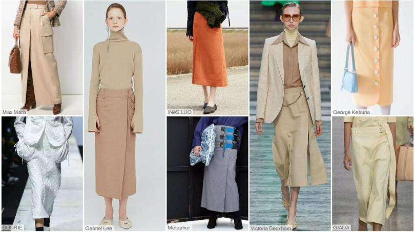 Popular Skirt- The Straight Skirt