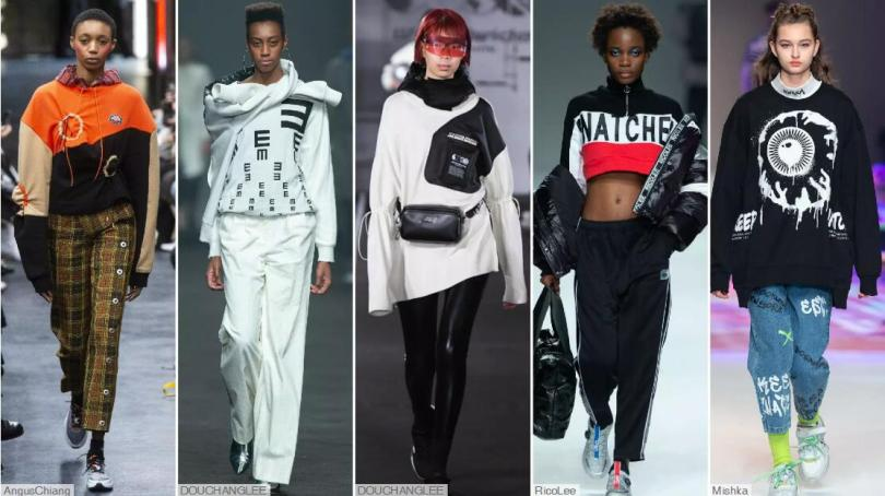 catwalk fashion style