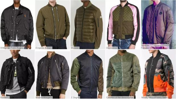The Bomber Jacket Puffa