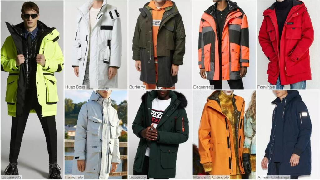 The Outdoor Mid-Length Puffa