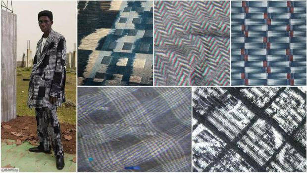 Recommended Distorted Business Fabrics