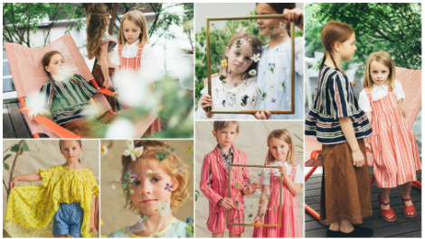kidswear fashion style