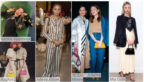 fashion catwalk styles