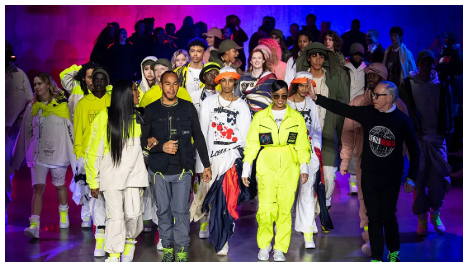 The Catwalks Analysis of Tommy Hilfiger Womenswear