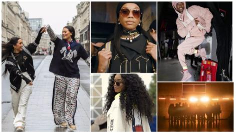 fashion catwalk style