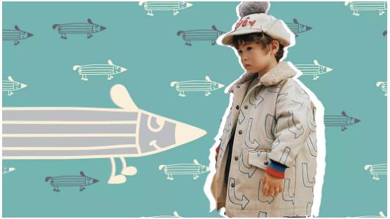 Pattern Trend for Kidswear