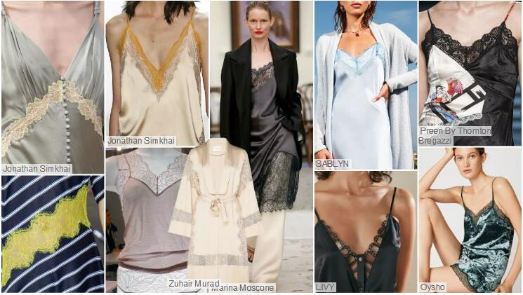 Romantic Ruffles Women's Loungewear