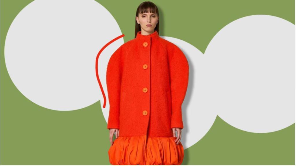 Women's Powerful Looks Overcoats