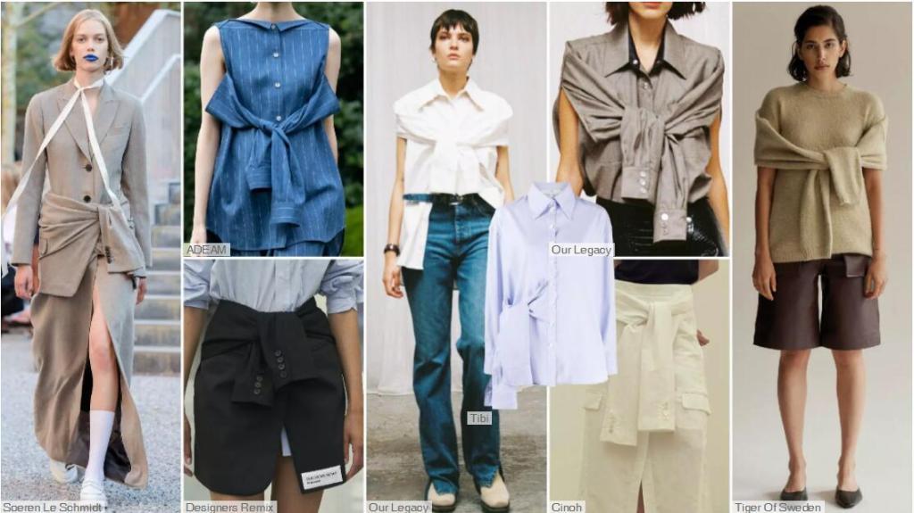 Trend for Womenswear
