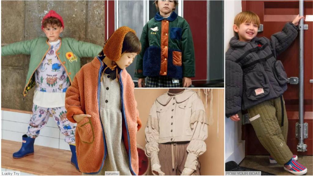 Kidswear Outerwear